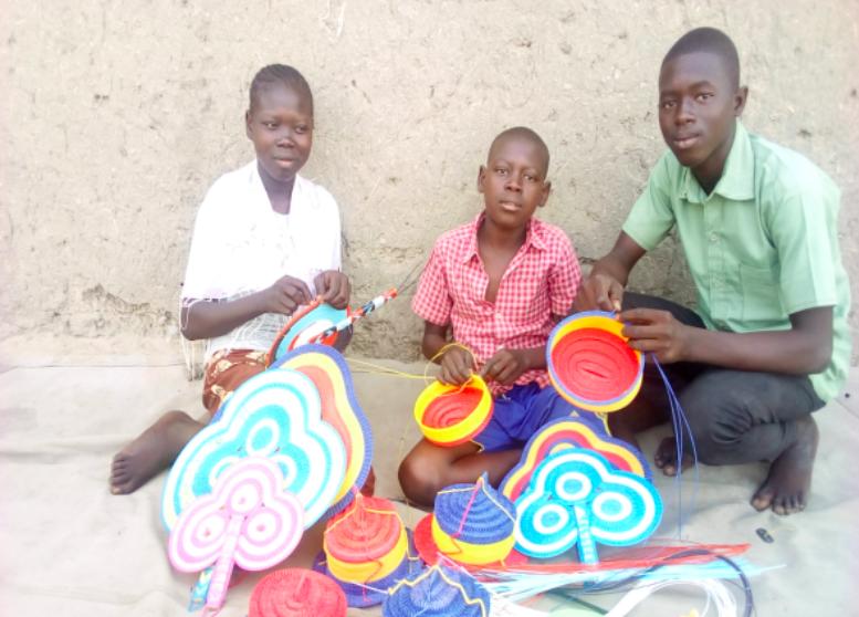 Tchad : un jeune de 12 ans profite du temps mort pour se créer un emploi
