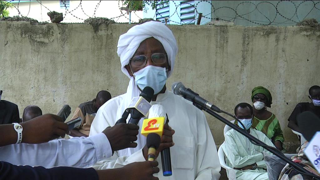 Tchad : l'ONASA et ses partenaires lancent officiellement la distribution de l'aide alimentaire. © Mahamat Ramadane
