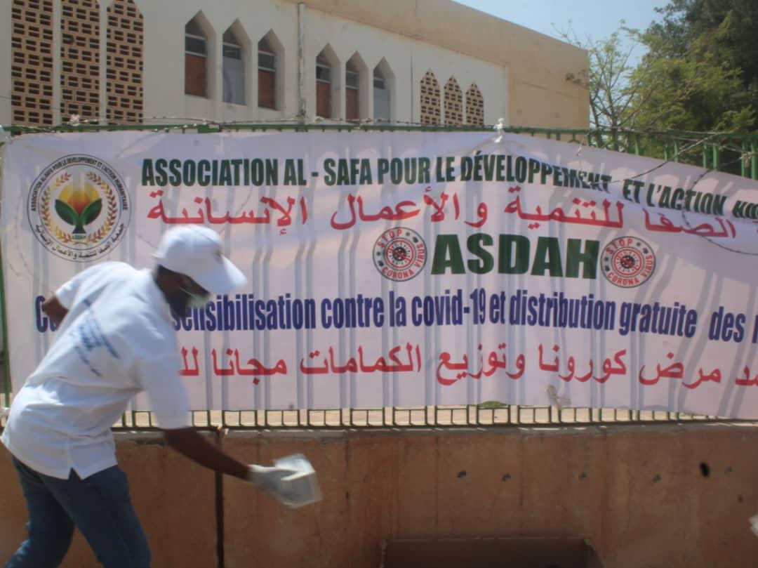 """Tchad : la """"ruée"""" vers le grand marché à l'approche de l'Aïd El-Fitr. ©Ben Kadabio/Alwihda Info"""