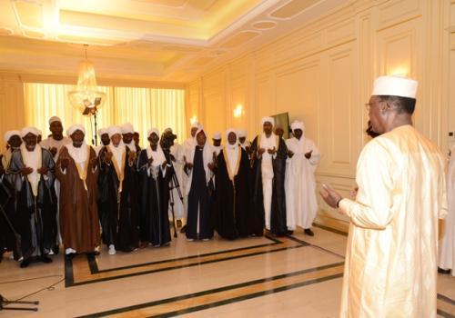 Tchad - Covid-19 : pas de présentation de voeux des corps constitués au chef de l'État