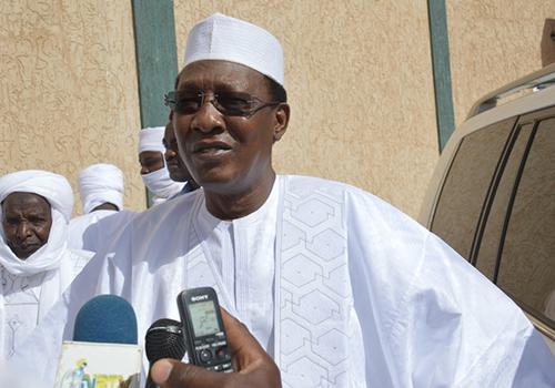 Tchad : les vœux du président Déby pour l'Aid El-Fitr