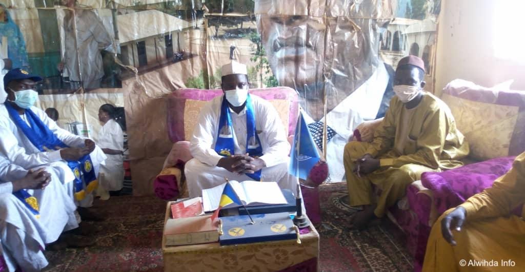 Tchad - Covid19 : au Sila, les acteurs politiques intensifient la mobilisation. ©Mahamat Issa Gadaya/Alwihda Info