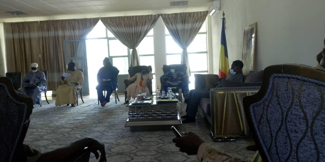 Tchad : au Guéra, le gouverneur renforce la mobilisation après des cas de Covid-19. © Béchir Badjoury/Alwihda Info