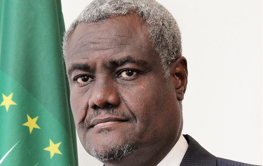 Mort de George Floyd : Moussa Faki condamne et exhorte les USA à éliminer les discriminations