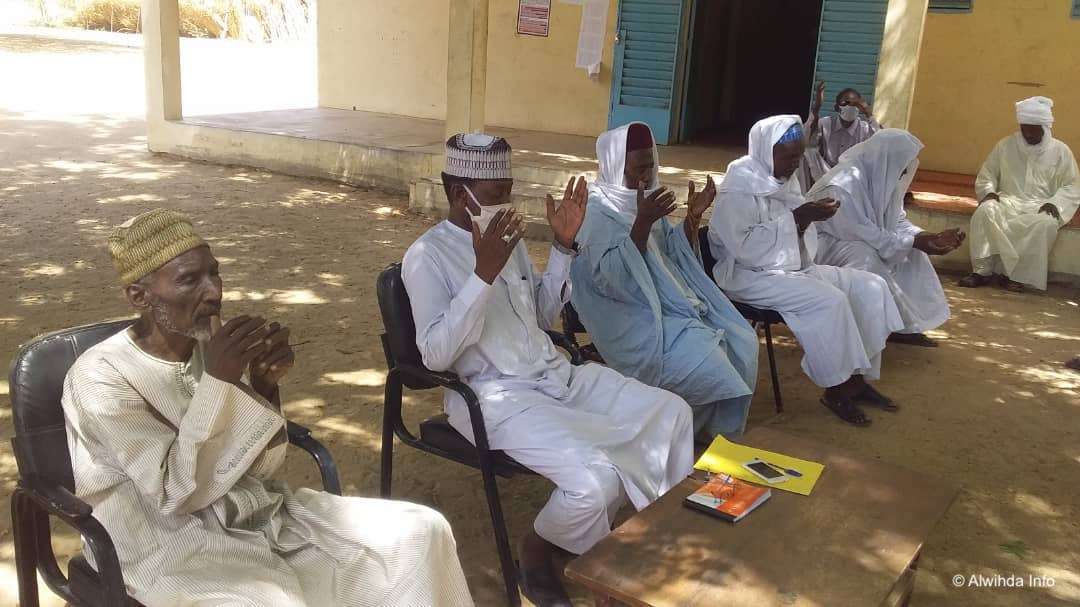 Tchad : contre la Covid-19, le Coran sera récité 1000 fois dans 22 madrasa d'Ati. © Hassan Djidda/Alwihda Info