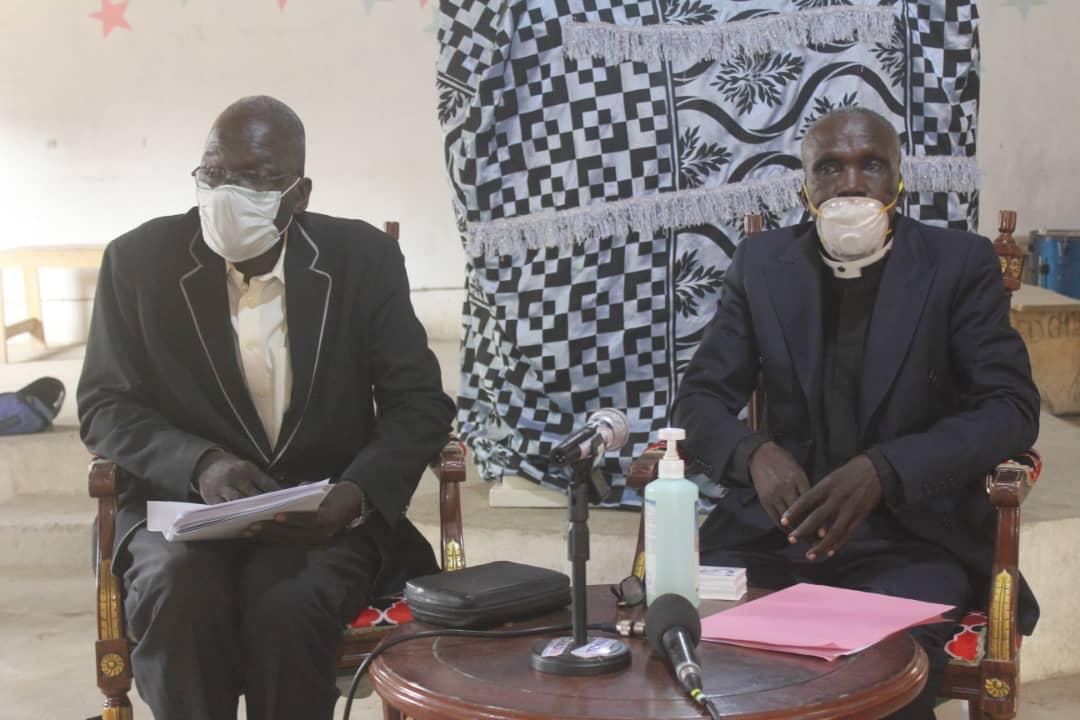 Tchad : face au Covid-19, des religieux annoncent un mois de jeune et de prière. ©Ben Kadabio/Alwihda Info