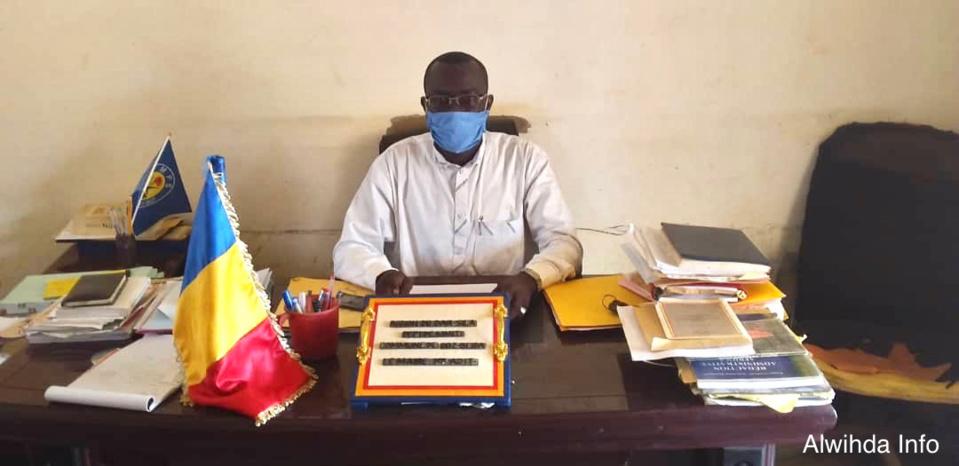 Tchad : cas de Covid-19 au Sila, la mairie de Goz Beida insiste sur les gestes barrières. ©Mahamat Issa Gadaya/Alwihda Info