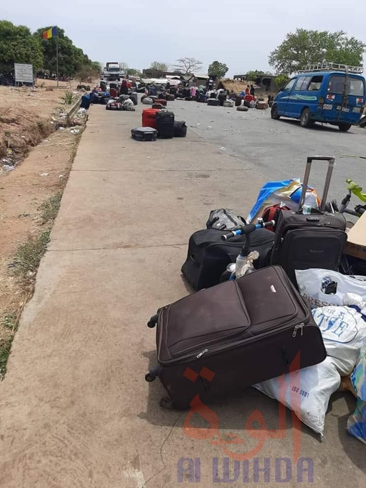 Tchad : à Koutéré, la grande attente et le calvaire pour les étudiants tchadiens du Cameroun