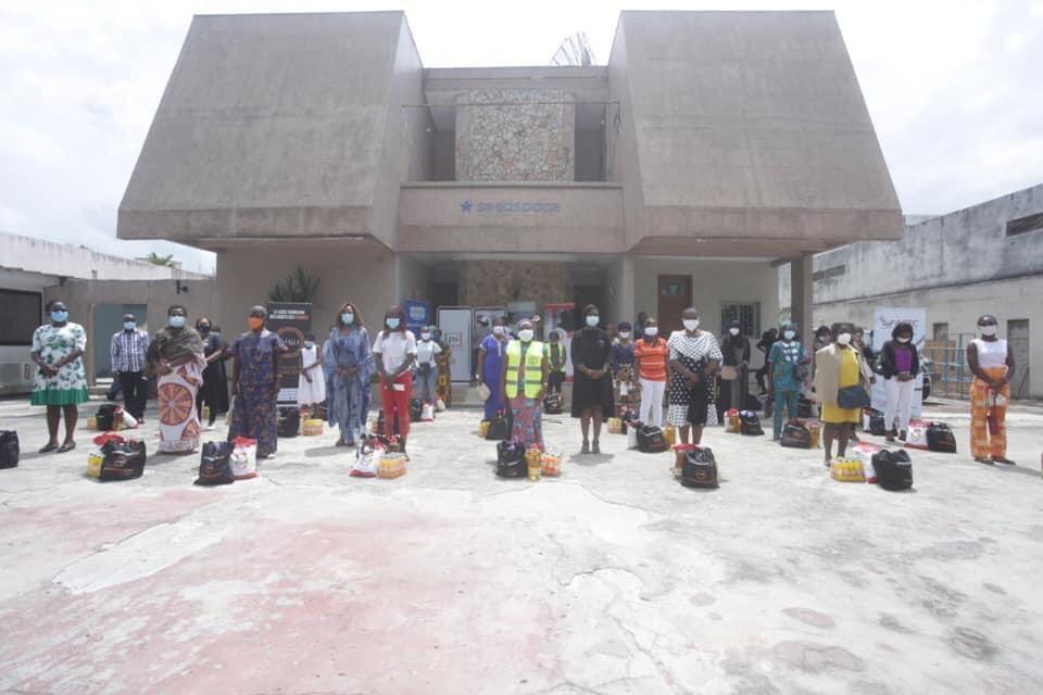 Côte d'Ivoire/Action sociale : 50 survivantes de violences physiques et sexuelles reçoivent le réconfort de la Ligue Ivoiriennes des droits des Femmes