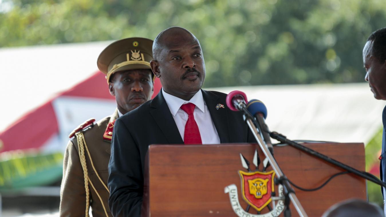 Le président du Burundi, Pierre Nkurunziza est mort