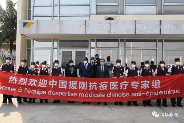 To contribute Chinese power to global cooperation against COVID-19