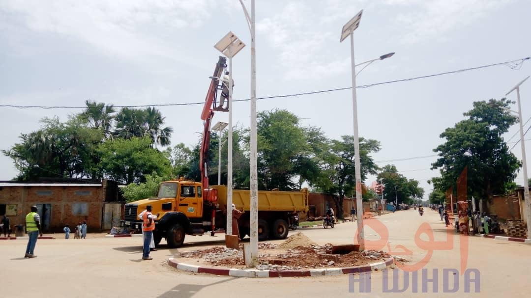 "Tchad : ""Ma vision pour la ville de Moundou est grandiose"", maire Diambaye Dingambaye"