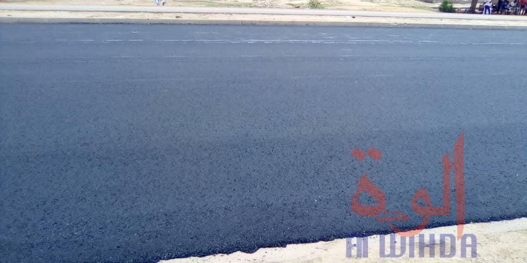 Tchad : à N'Djamena, des travaux routiers en phase de finition