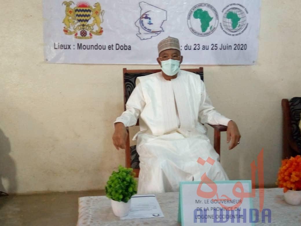 Tchad : renforcement de l'hygiène et de l'assainissement, un projet lancé à Moundou. © Golmem Ali/Alwihda Info