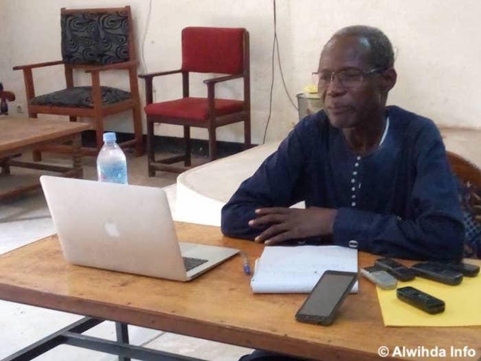 Le député Néatobeye Le-Nasseguen'gar. © Alwihda Info