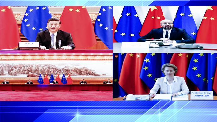 China-EU relationship to grow more solid, mature