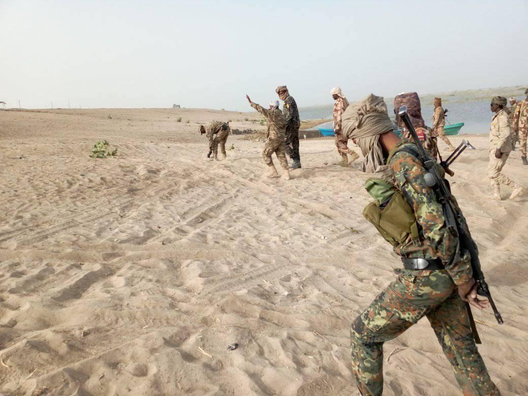 Tchad : 8000 militaires déployés au Lac pour assurer la sécurité
