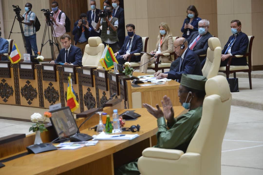 G5 Sahel : déploiement de soldats tchadiens aux trois frontières, Déby reste sur sa position