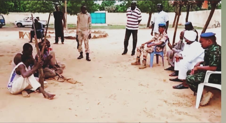 Tchad : des coupeurs de route arrêtés au Mayo Kebbi Est