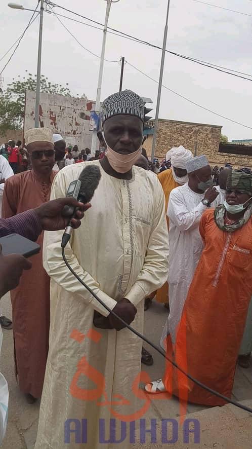 """Tchad : l'Avenue """"Maréchal Idriss Déby Itno"""" inaugurée à Abéché"""