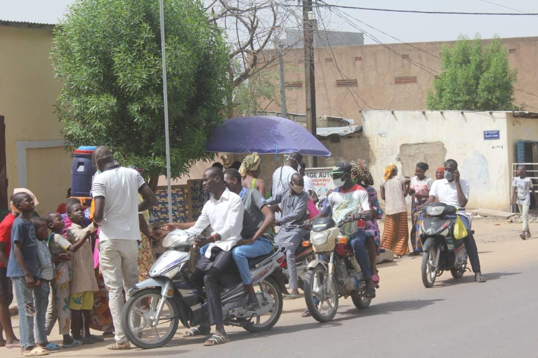La ville de N'Djamena, au Tchad. Illustration. © Ben Kadabio/Alwihda Info