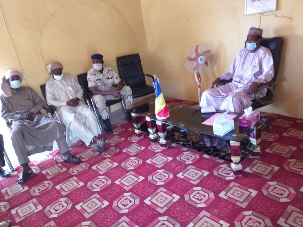 Tchad : au Sila, les délégués provinciaux et ONG évaluent l'impact de leurs actions. © Mahamat Issa Gadaya/Alwihda Info