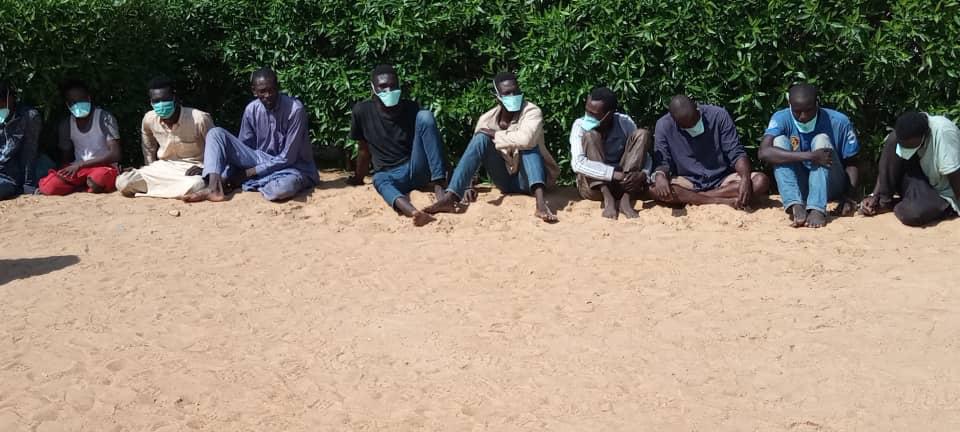 Tchad : escroquerie pour l'intégration à la fonction publique, deux hommes arrêtés