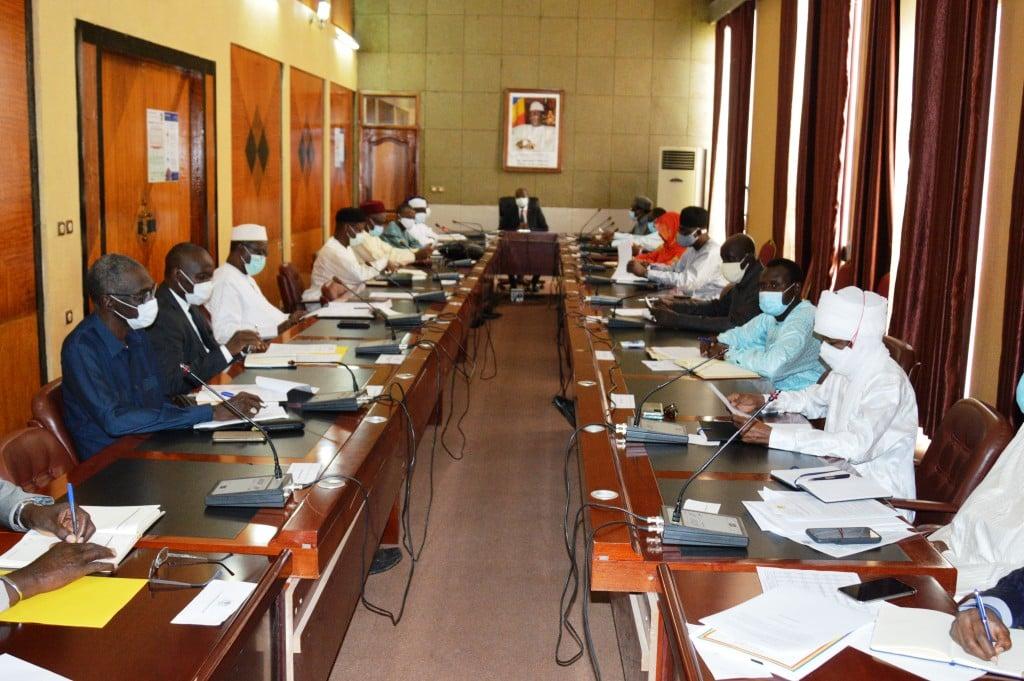 Tchad : le ministre Kalzeubé Payimi préside une réunion sur les régies financières