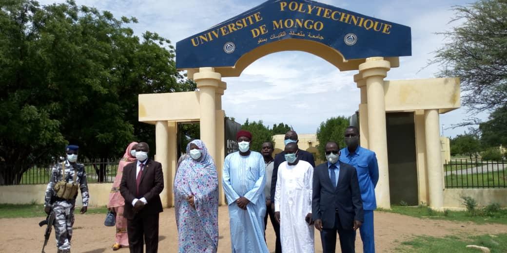 Tchad-Education : Le nouveau recteur de l'académie du centre installé à Mongo : ©️ Béchir Badjoury/Alwihda Info
