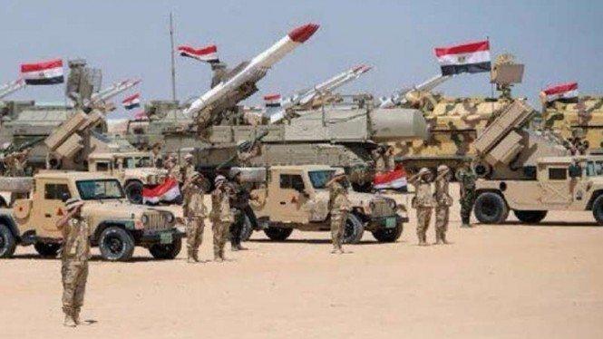 Libye : Le Parlement égyptien approuve une intervention militaire. Illustration © DR