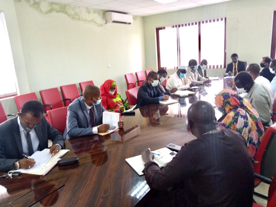 Tchad : le ministre de l'Aviation civile Sebgue Nandeh détaille d'importants défis et objectifs. ©Kelvin Mendig-lembaye Djetoyo/Alwihda Info