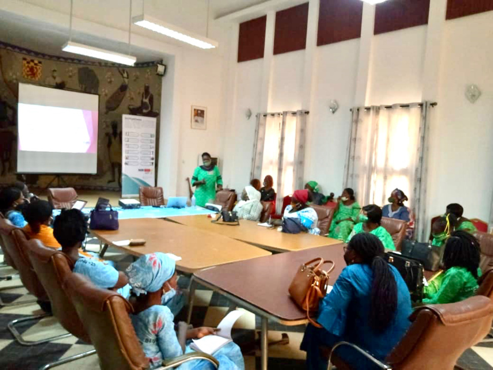 Tchad : le leadership féminin, un défi pour maximiser le potentiel. © Kelvin Djetoyo/Alwihda Info
