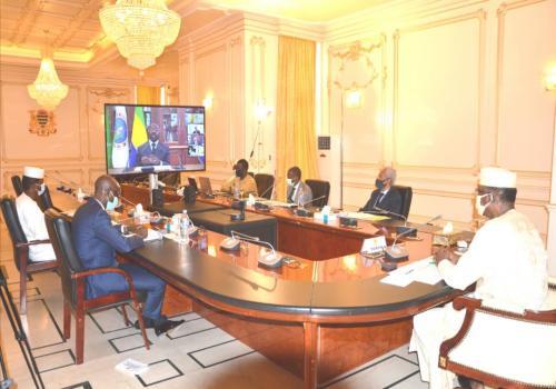 Réforme de la CEEAC : Le Tchad obtient un poste de commissaire dans la nouvelle équipe. © PR