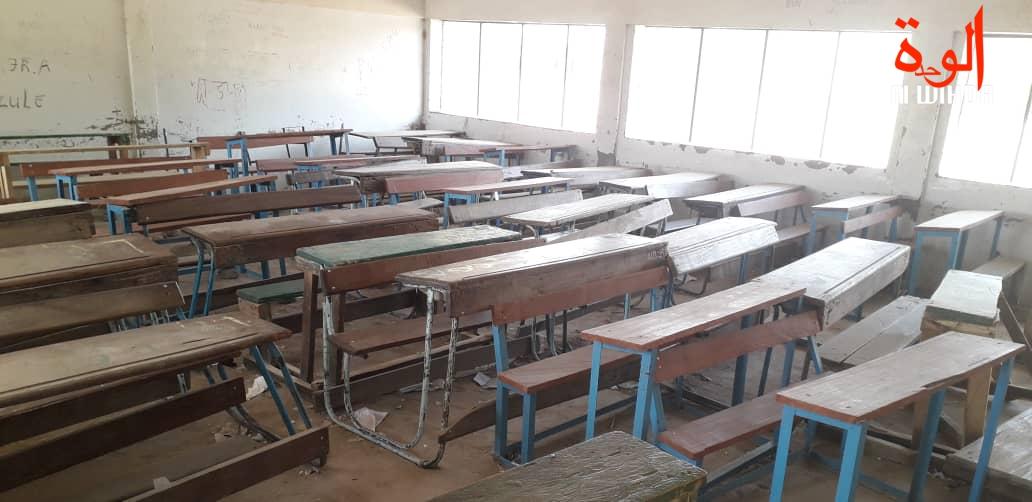 Tchad : plus de 100.000 candidats vont passer les épreuves du BEF