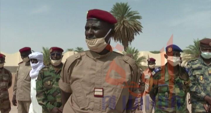 Tchad : plusieurs armes de guerre saisies au Borkou. ©Abdoulaye Adoum Akim/Alwihda Info