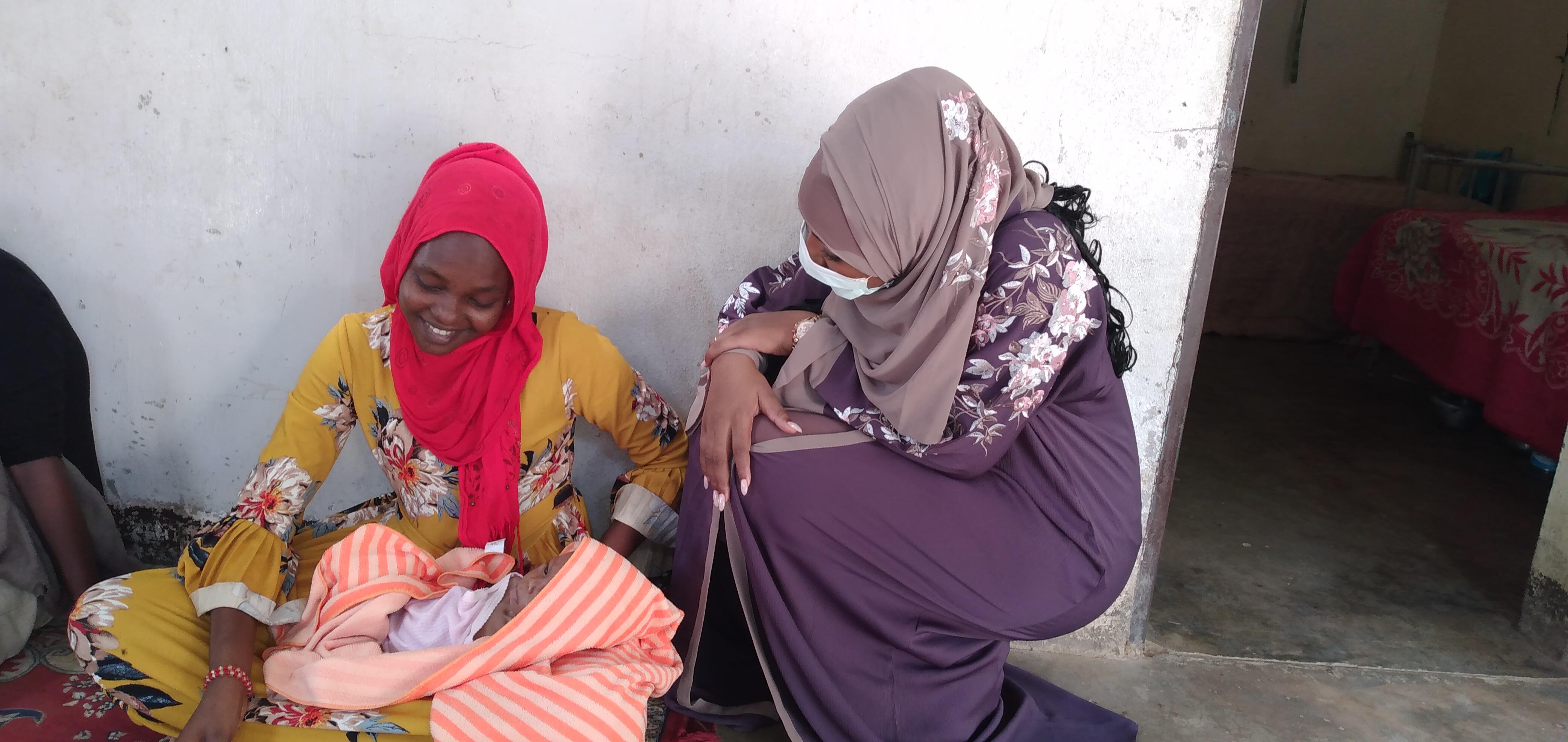 Tchad : la ministre de la Femme au chevet des orphelinats à N'Djamena