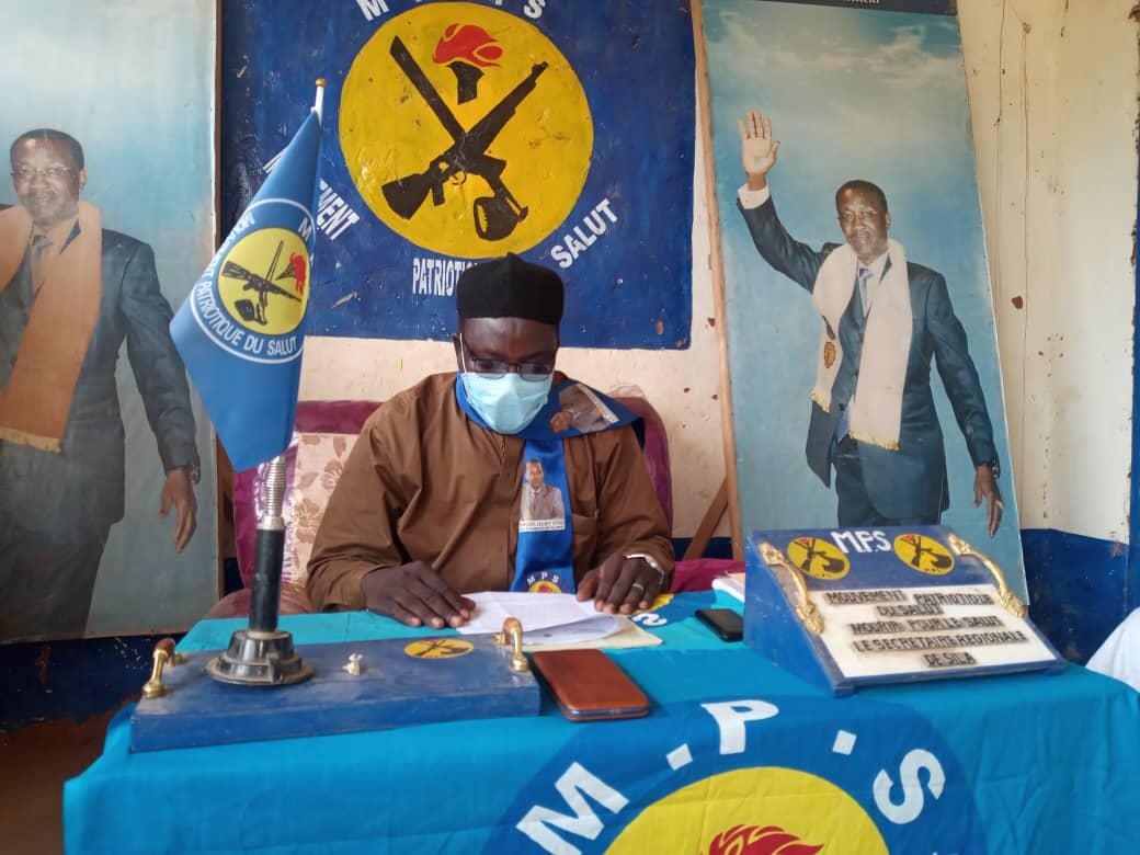 Tchad : au Sila, le conseil provincial du MPS se félicite des 4 ans de mandat présidentiel