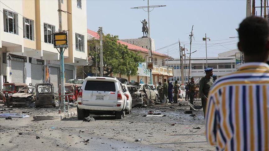 Mogadiscio. Image d'illustration © Anadolu Agency
