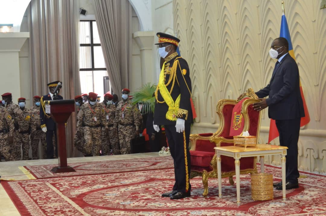 """Tchad : """"La liberté n'est pas le désordre. La démocratie n'est pas l'anarchie"""", Idriss Déby"""