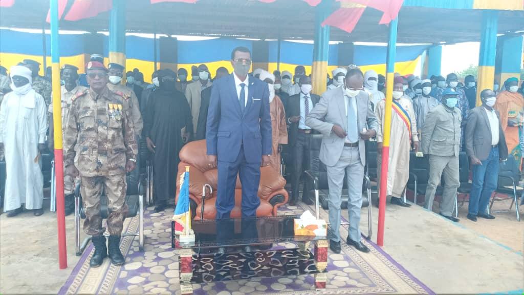 Tchad : la ville de Goz Beida s'est mobilisée pour le 60e anniversaire de l'indépendance. ©Mahamat Issa Gadaya/Alwihda Info