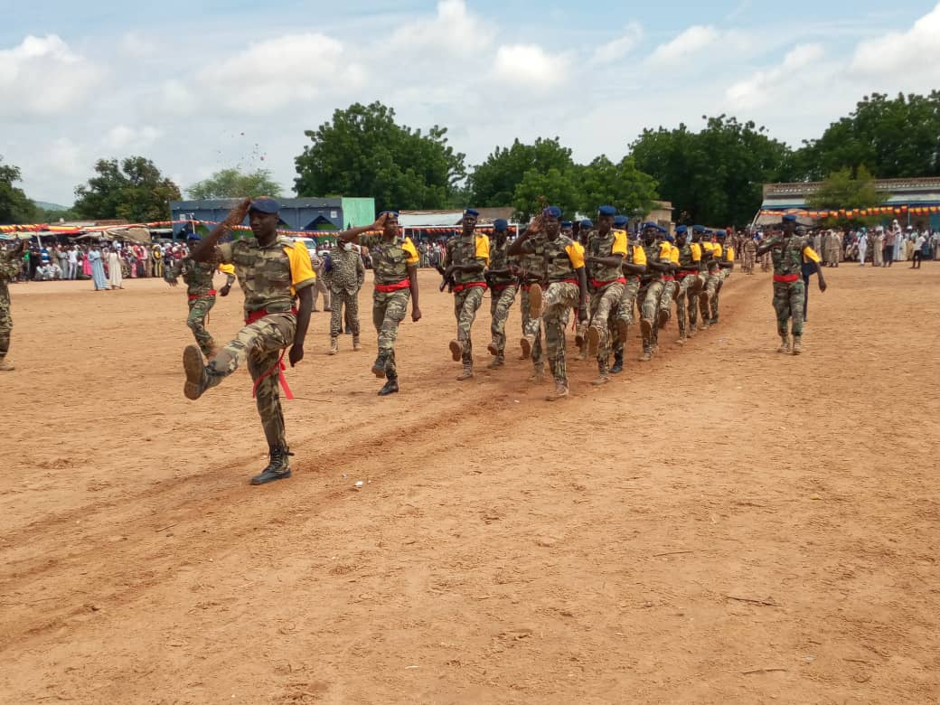 Tchad : temps forts du 60e anniversaire de l'indépendance à l'Est