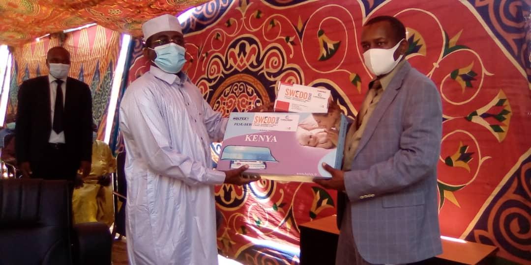Tchad : des équipements médicaux réceptionnés pour renforcer des structures sanitaires © Mahamat Abdramane Ali Kitire/Alwihda Info