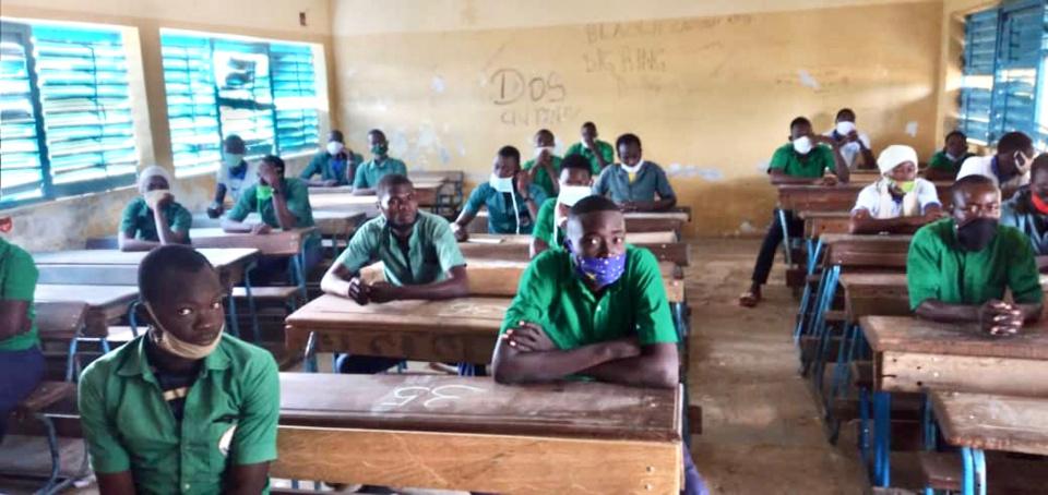 Tchad : les épreuves du baccalauréat lancées
