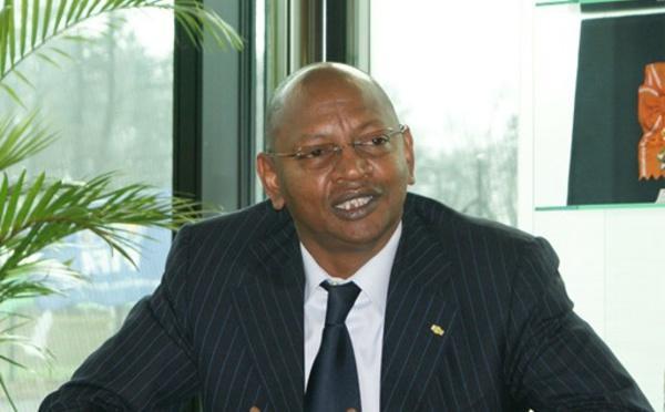 Tchad : Adoum Younousmi nommé à de nouvelles fonctions par le chef de l'État. © DR