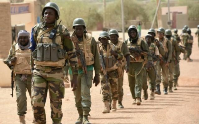 Des militaires maliens à Bamako. Image d'illustration © DR