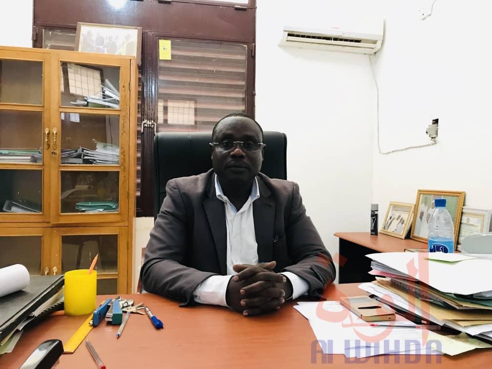 Le délégué sanitaire provincial du Ouaddaï, Dr. Abdelmahamoud Chène. © Abba Issa/Alwihda Info