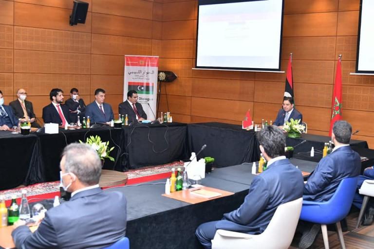 Le Maroc donne un nouveau souffle au dialogue inter-libyen. ©DR