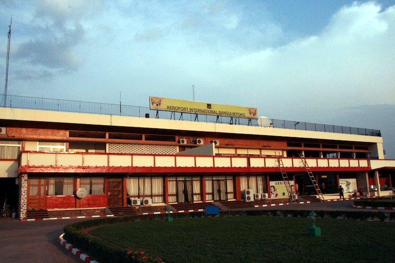 Centrafrique : un don de 9,5 millions d'euros pour la modernisation de l'aéroport international de Bangui. © Afrika Force Suivre/CAR International Airport