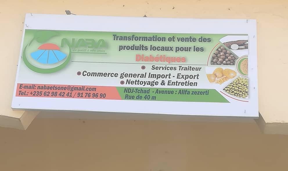 Tchad : une boutique spécialisée dans les produits pour diabétiques ouvre à N'Djamena. ©Malick Mahamat/Alwihda Info