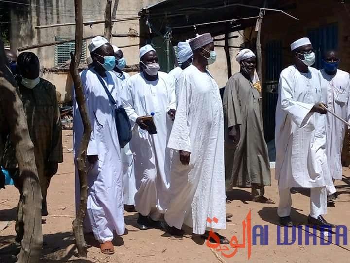 Tchad : à Mongo, le député Moussa Kadam sensibilise sur le recensement électoral